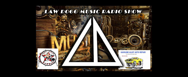 Law Dogg Music on NWCZ Radio!