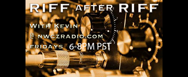 Riff After Riff on NWCZ Radio!