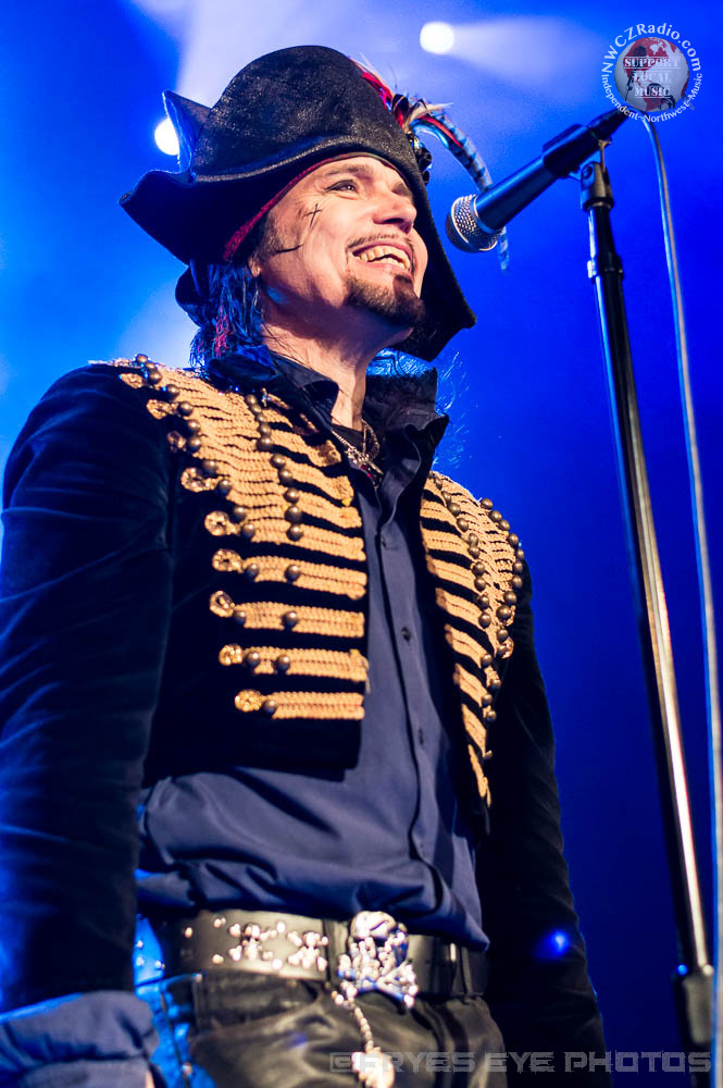 Adam Ant - photo by CFrye
