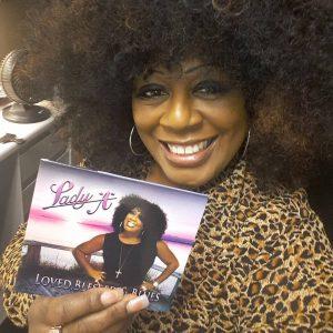 Lady A - Host of Black N Blues on NWCZ Radio!