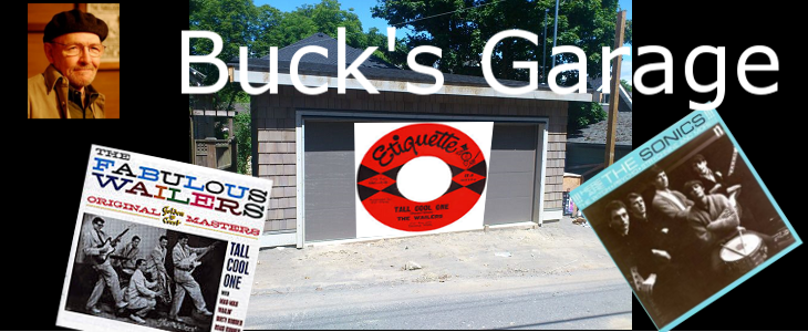 Buck's Garage on NWCZRadio.com!