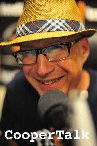 Steve Cooper - Host of CooperTalk on NWCZ Radio!